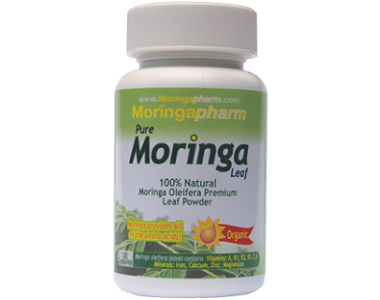 MoringaPharm Pure Moringa Leaf for Health & Well-Being