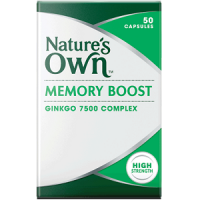 Nature's Own Memory Boost