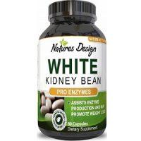 Natures Design White Kidney Bean