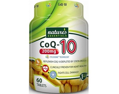 Nature's Essentials CoQ10 Review - For Cardiovascular Health and Wellness