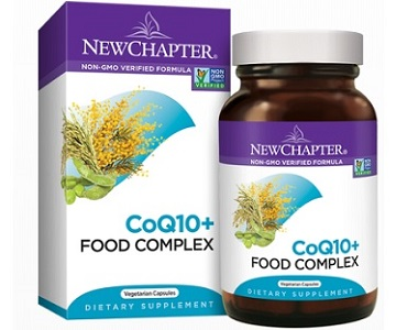 New Chapter CoQ10+ Food Complex Review - For Cardiovascular Health and Wellness