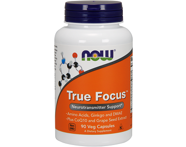 Now Foods True Focus Review - For Improved Brain Function And Cognitive Support