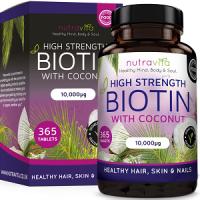 Nutravita High Strength Biotin