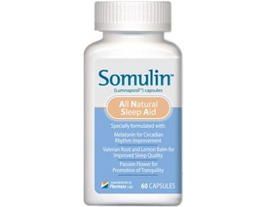 Pharmaxa Labs Somulin Review - For Restlessness and Insomnia