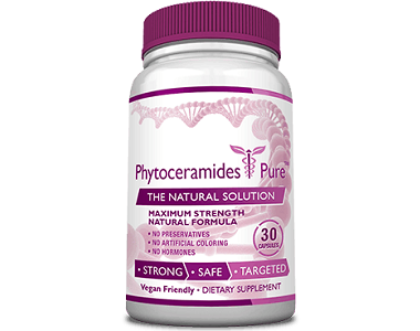 Consumer Health Phytoceramides Pure Anti Aging Supplement Review