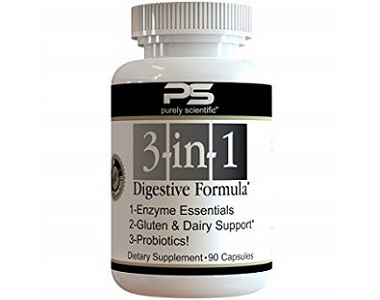 Purely Scientific 3 in 1 Digestive Formula Review - For Increased Digestive Support And IBS