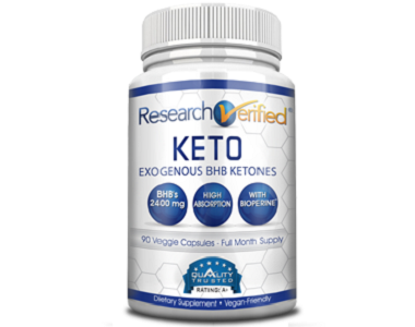 Research Verified KetoReview for Weight Loss