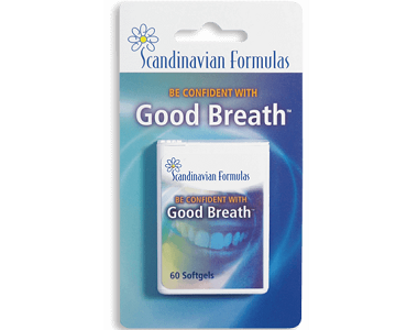 Scandinavian Formulas Good Breath Review - For Bad Breath And Body Odor