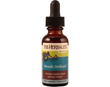 The Herbalist Mouth Defend Review - For Relief From Canker Sores