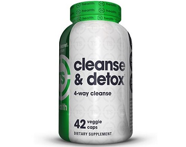 Top Secret Nutrition Cleanse & Detox for Colon Cleanse