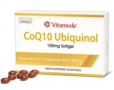 Vitamode CoQ10 Ubiquinol Review - For Improved Cardiovascular Health