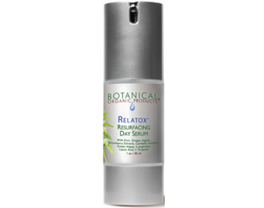 Botanical Relatox Resurfacing Day Serum Review - Anti Aging Day Serum
