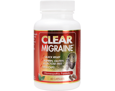 Clear Products Inc Clear Migraine for Migraine Relief