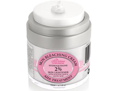 Divine Derriere Skin Bleaching Cream for lightening skin
