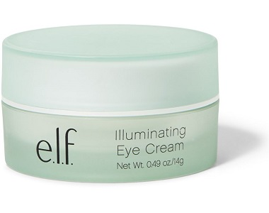 E.L.F Illuminating Eye Cream Review - For Dark Circles And Fine Lines