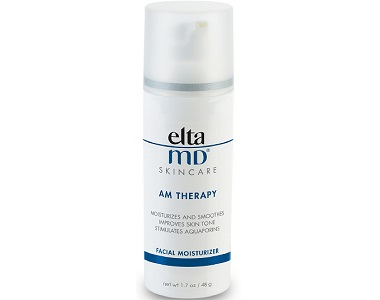 EltaMD AM Therapy Facial Moisturizer Review - For Skin Hydration