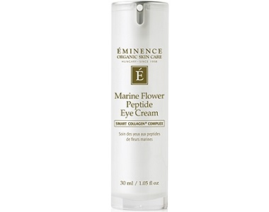 Eminence Marine Flower Peptide Eye Cream Review - For Dark Circles And Fine Lines
