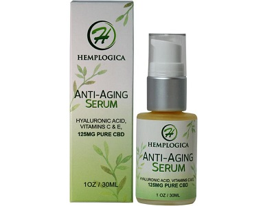 Hemplogica Anti-Aging Serum Review - Anti Aging Day Serum