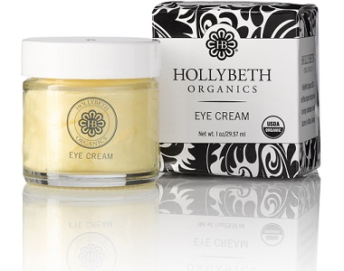 Hollybeth Organics Eye Cream Review - For Dark Circles And Fine Lines