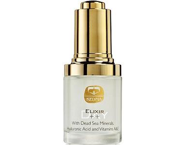Kedma Elixir and Hyaluronic Day Serum Review - Anti Aging Day Serum