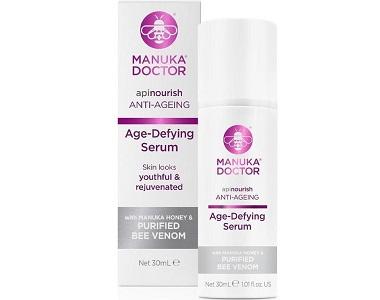 Manuka Doctor ApiNourish Age-Defying Serum Review - For Youthful Looking Skin