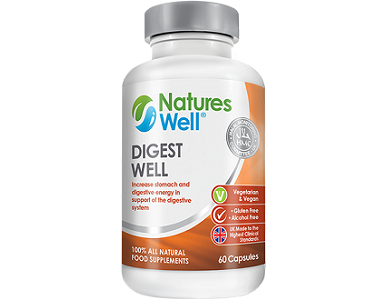 Natures Well Digest Well Review - For Increased Digestive Support And IBS