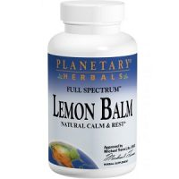 Planetary Herbals Lemon Balm Full Spectrum
