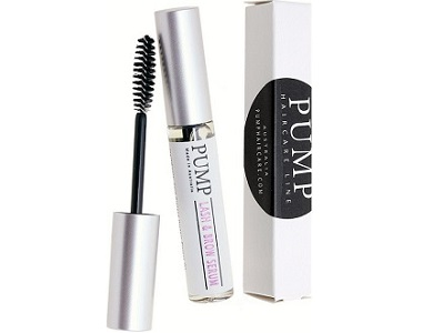 Pump Lash and Brow Serum Review - For Thicker Eyelashes And Brows