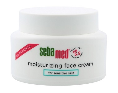 SebaMed Moisturizing Face Cream Review - For Nourishing The Skin