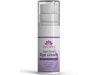 Skin Deva Dark Circle Eye Cream Review - For Dark Circles And Fine Lines