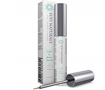 Suvi Naturals Lash & Brow Volumizing Serum Review