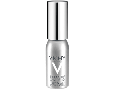 Vichy Liftactiv Serum 10 Eyes & Lashes Review - For Volumizing Eyelashes