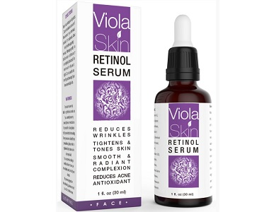 Viola Skin Retinol Serum Review - for Anti-Aging