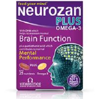 Vitabiotics Neurozan Plus Omega-3