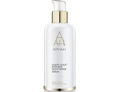 Alpha-H Liquid Gold Intensive Night Repair Serum Review - for Anti-Aging
