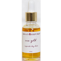 Argan Republic Rose Gold Exquisite Day Elixir