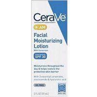 CeraVe AM Facial Moisturizing Lotion