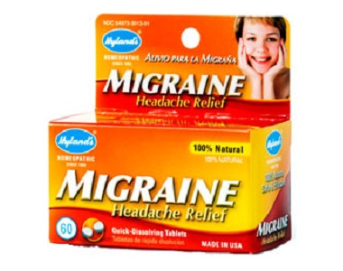 Hyland's Migraine Headache Relief Review - For Symptomatic Relief From Migraines