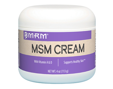 MRM MSM Cream Review - for Scar Removal