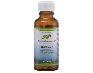 Native Remedies HaliTonic Review - For Bad Breath And Body Odor