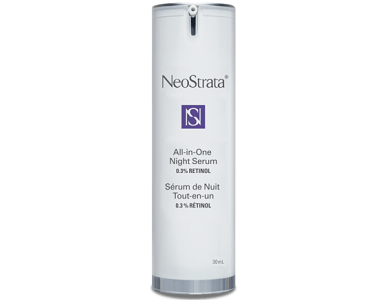 Neostrata All-in-One Night Serum Review - for Anti-Aging