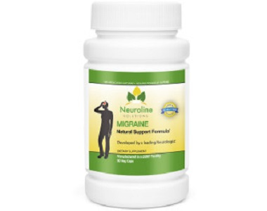 Neuroline Solutions Migraine Formula for Migraine Relief