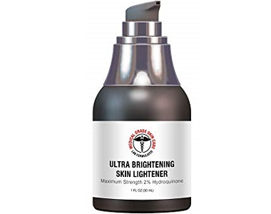 SkinPro Medical Grade Skin Care Ultra Brightening Skin Lightener for Skin Brightener
