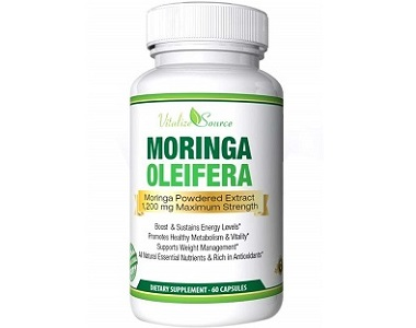 Vitalize Source Moringa Oleifera for Health & Well-Being